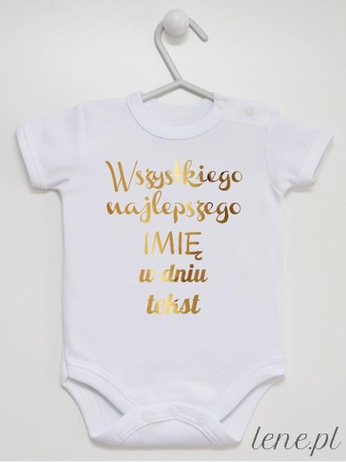 Body niemowlęce Życzenia Z Tekstem