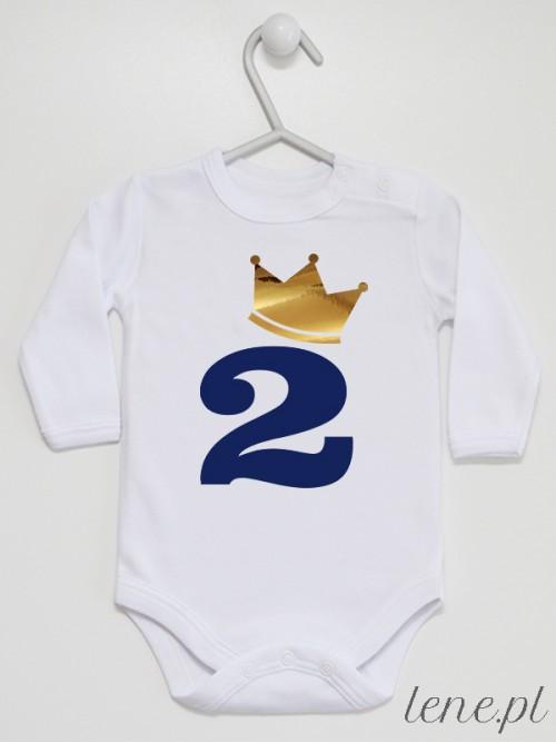 Body niemowlęce Dwójka w Złotej Koronie