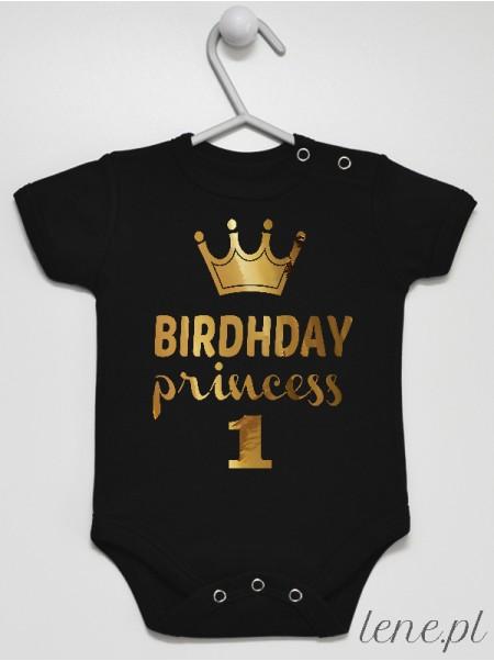 Birthday Princess Roczek - body niemowlęce