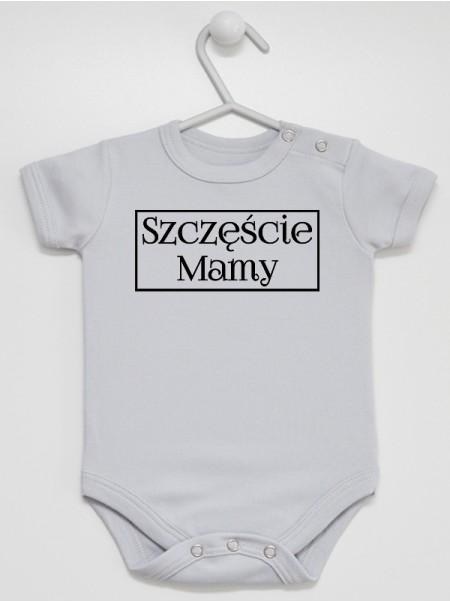 Szczęście Mamy - body niemowlęce