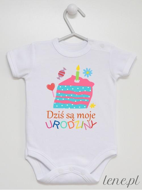 Body niemowlęce Moje Urodziny