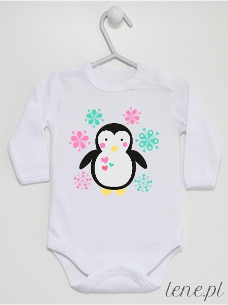 Pingwinek 02 - body niemowlęce