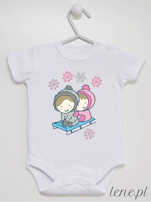 Body niemowlęce Sanki
