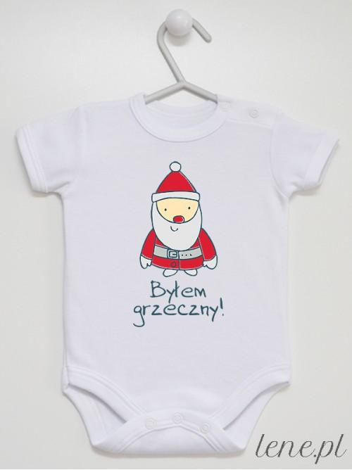 Body niemowlęce Byłem Grzeczny!
