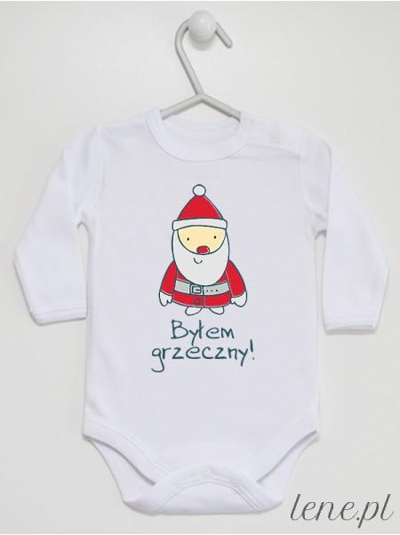 Byłem Grzeczny! - body niemowlęce