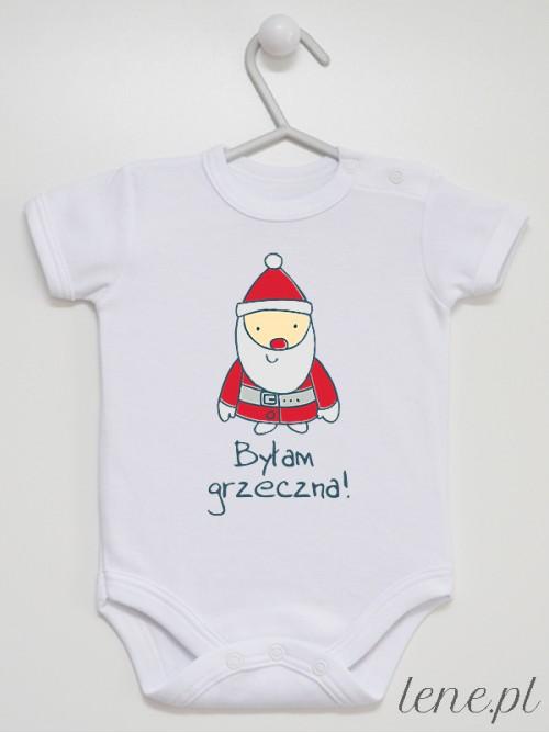 Body niemowlęce Byłam Grzeczna!