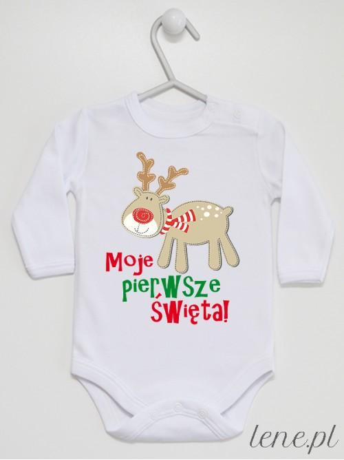 Body niemowlęce  Moje Pierwsze Święta 01