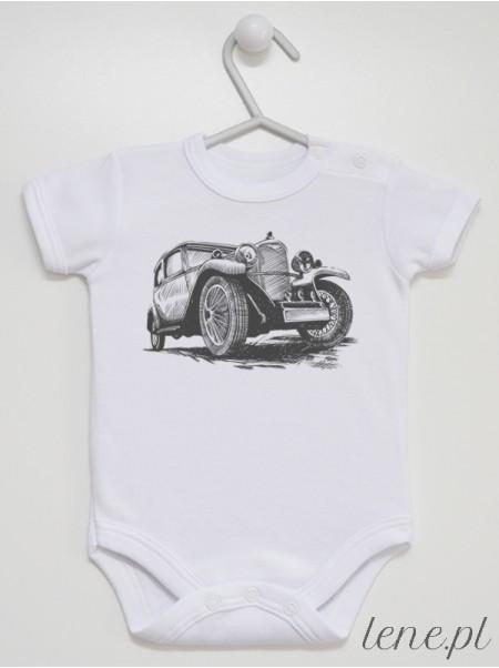 Vintage Car 01 - body niemowlęce