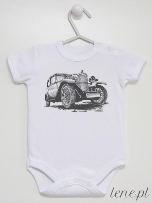 Body niemowlęce  Vintage Car 01