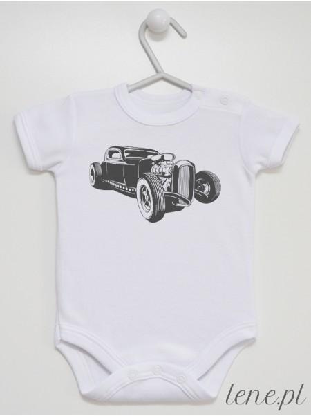 Vintage Car 02 - body niemowlęce