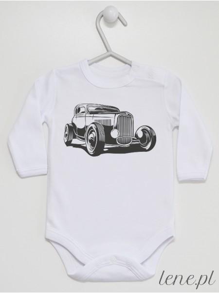 Vintage Car 06 - body niemowlęce