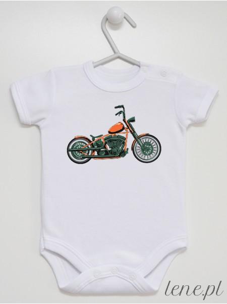 Motocykl 04 - body niemowlęce