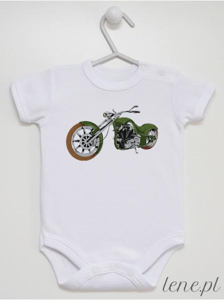 Motocykl 05 - body niemowlęce