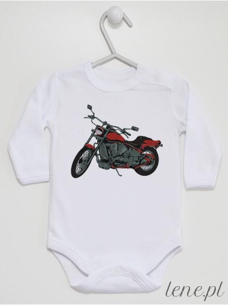 Motocykl 03 - body niemowlęce