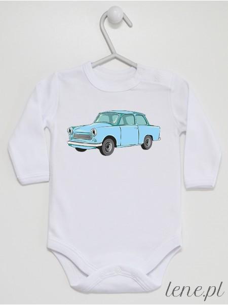 Samochód 03 - body niemowlęce