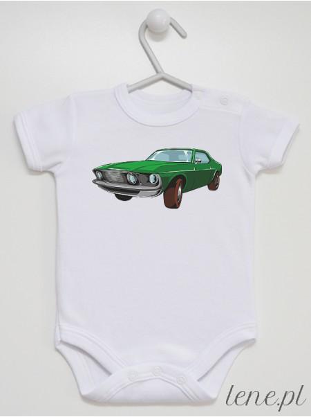 Samochód 05 - body niemowlęce