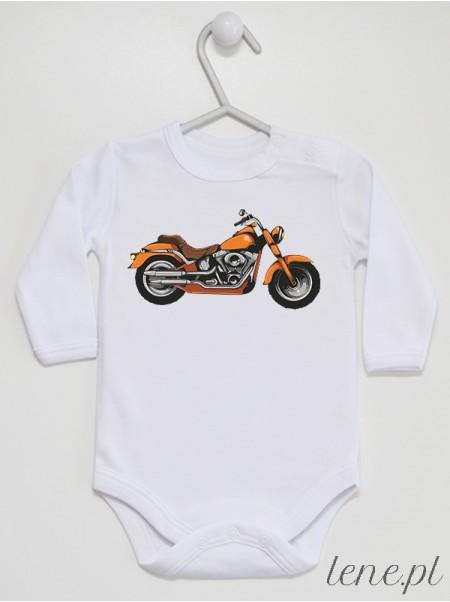 Motocykl 02 - body niemowlęce