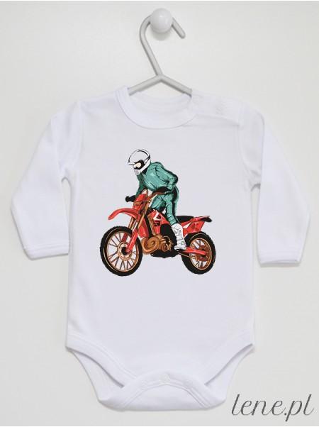 Motor Crossowy - body niemowlęce