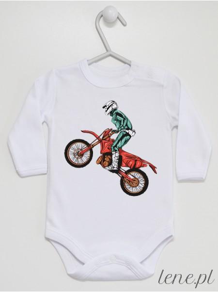 Motocykl 01 - body niemowlęce