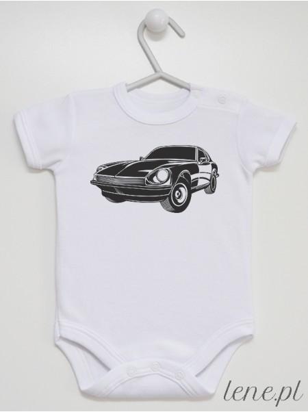 Samochód 01 - body niemowlęce