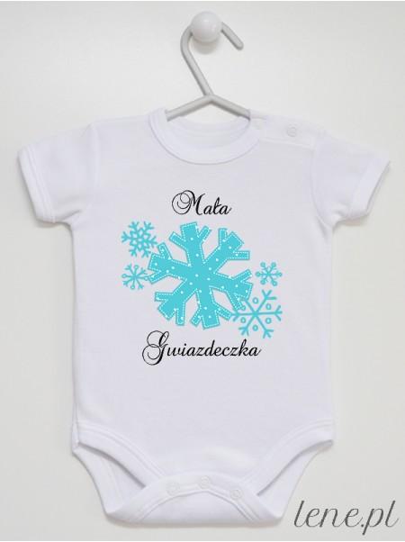 Mała Gwiazdeczka - body niemowlęce