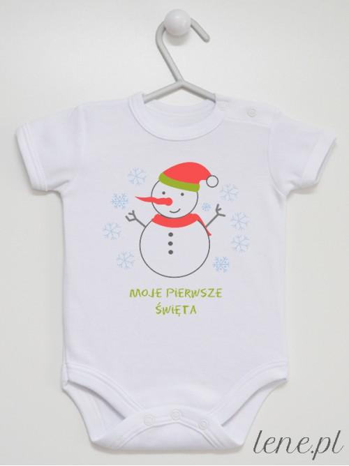 Body niemowlęce  Moje Pierwsze Święta 02