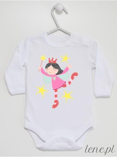 Księżniczka 06 - body niemowlęce