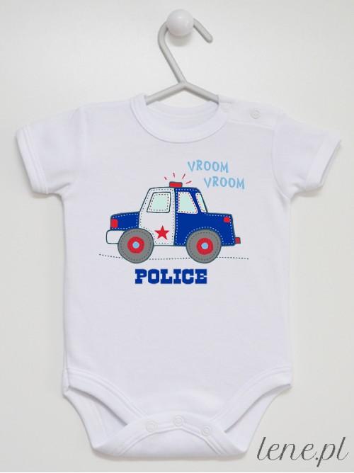 Body niemowlęce Auto Police