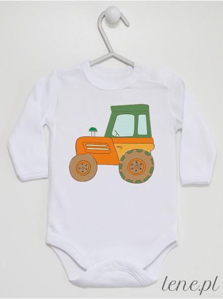 Traktor - body niemowlęce