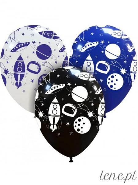 Kosmos - balon lateksowy