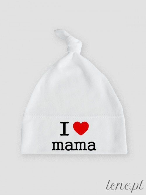 Czapeczka I Love Mama