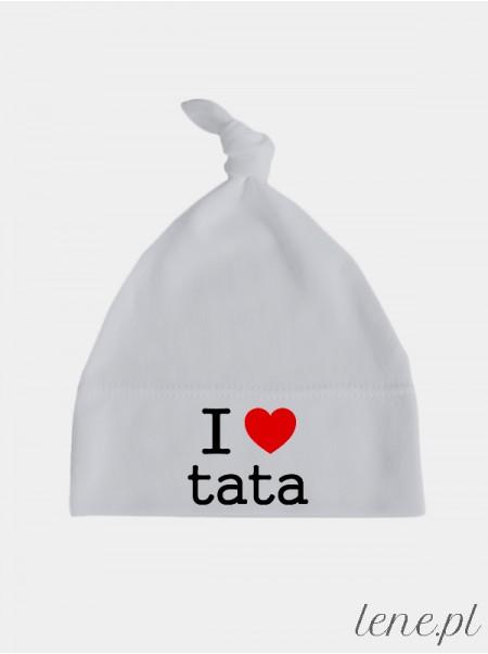 I Love Tata - czapeczka