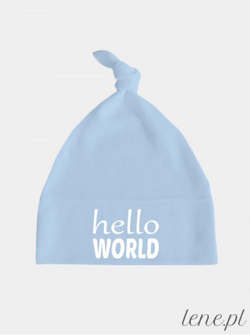 Czapeczka Hello World