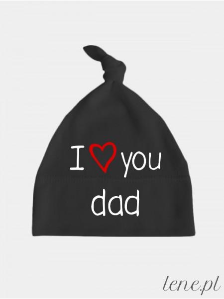 I Love You Dad - czapeczka