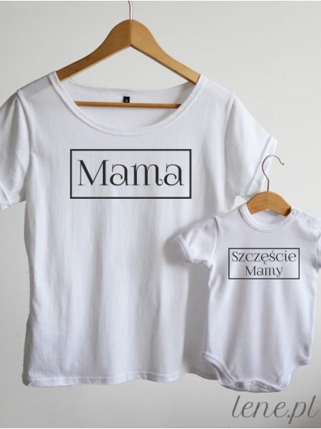 Szczęście Mamy 02 - komplet bluzka i body
