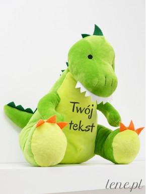 Dinozaur 42 cm Z Twoim Napisem