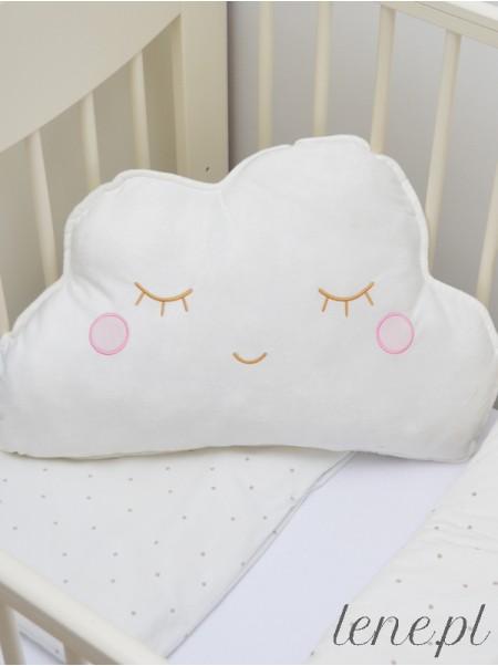 Poduszka dla Niemowlaka z Chmurką 60x38 cm