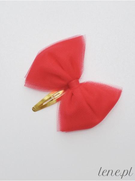 Spinka z Kokardką Czerwoną