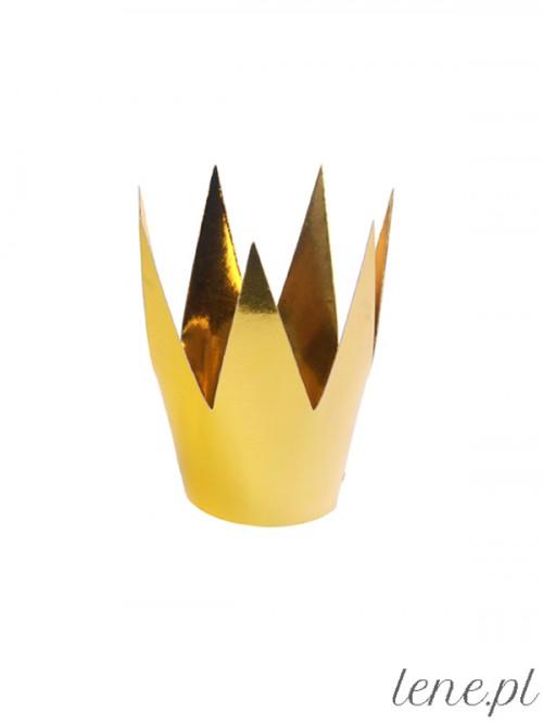 Korona Złota wysokość 10 cm