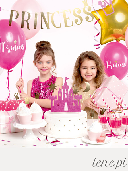 Dekoracje Na Urodziny Princess