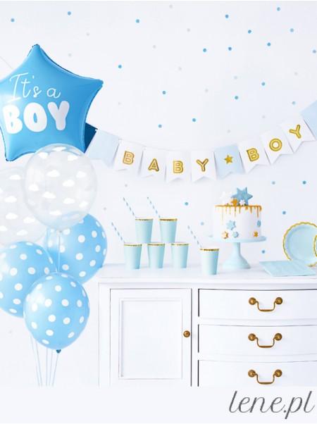 Dekoracje Na Baby Shower Chłopczyk