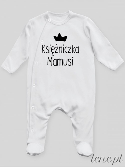 Pajac niemowlęcy Księżniczka Mamusi
