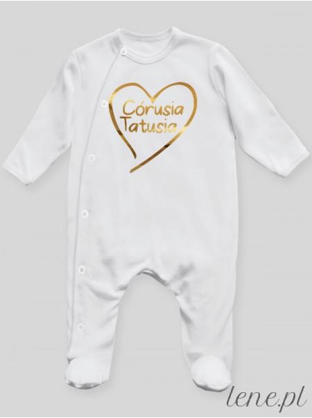 Córusia Tatusia 01 - pajac niemowlęcy
