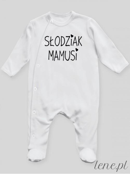 Pajac niemowlęcy Słodziak Mamusi