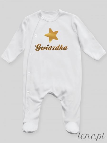 Gwiazdka Złota 02 - pajac niemowlęcy