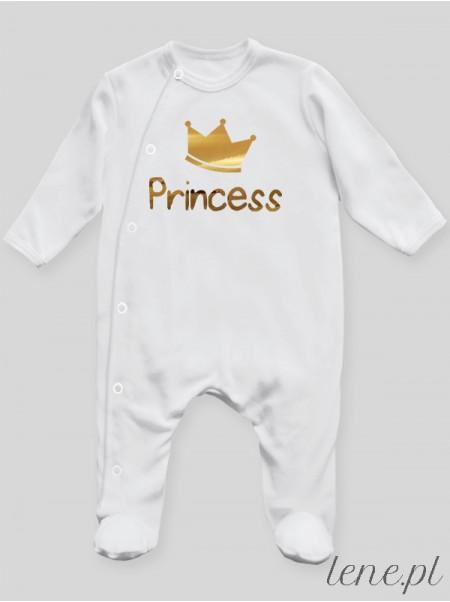 Princess 01 - pajac niemowlęcy