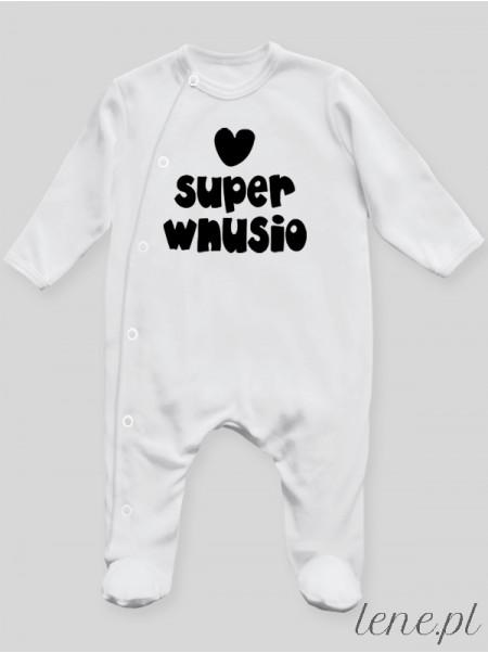 Super Wnusio - pajac niemowlęcy