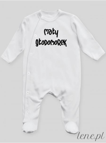 Mały Głodomorek 01 - pajac niemowlęcy
