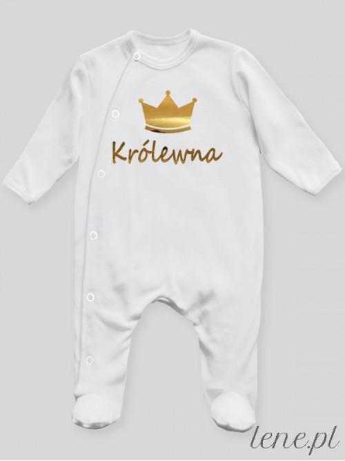 Pajac niemowlęcy Królewna