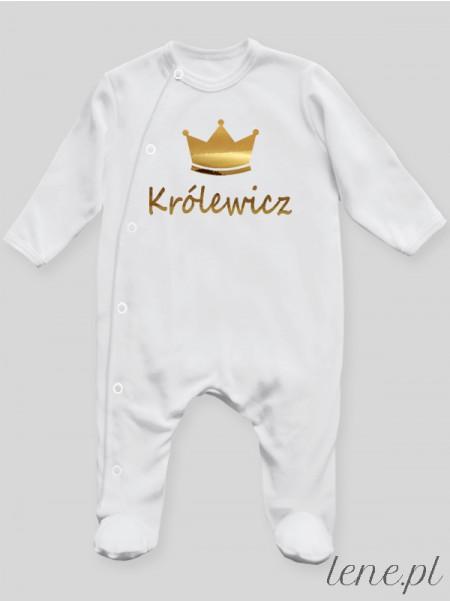 Królewicz - pajac niemowlęcy